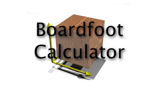 Boardfoot Calculator